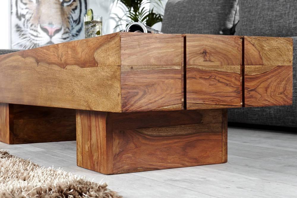Dohányzóasztal Timber Grand
