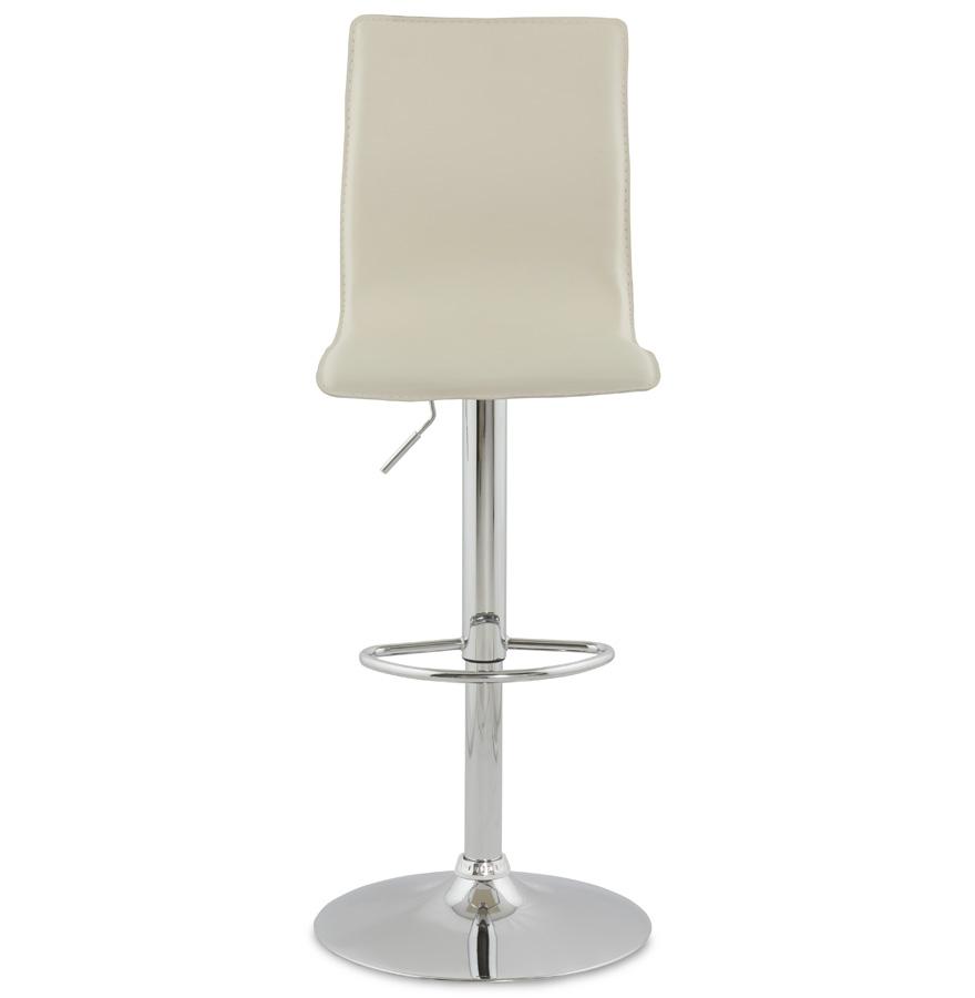 Stílusos bár szék Liam krém színű