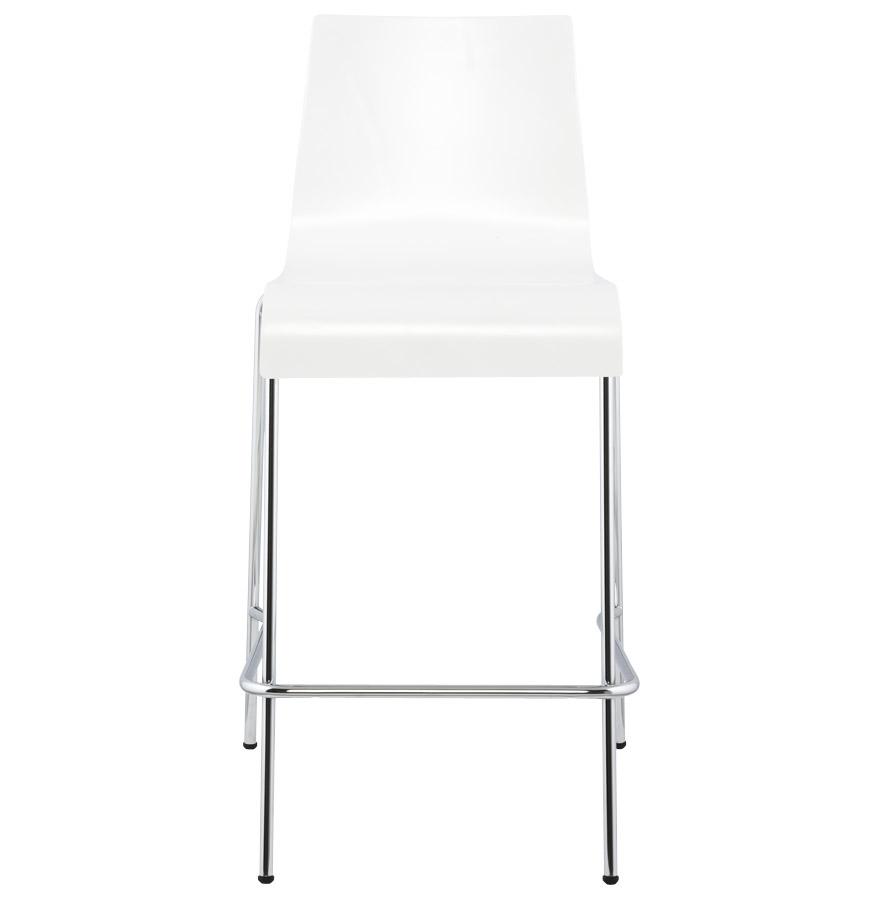 Modern bár szék Henry fehér