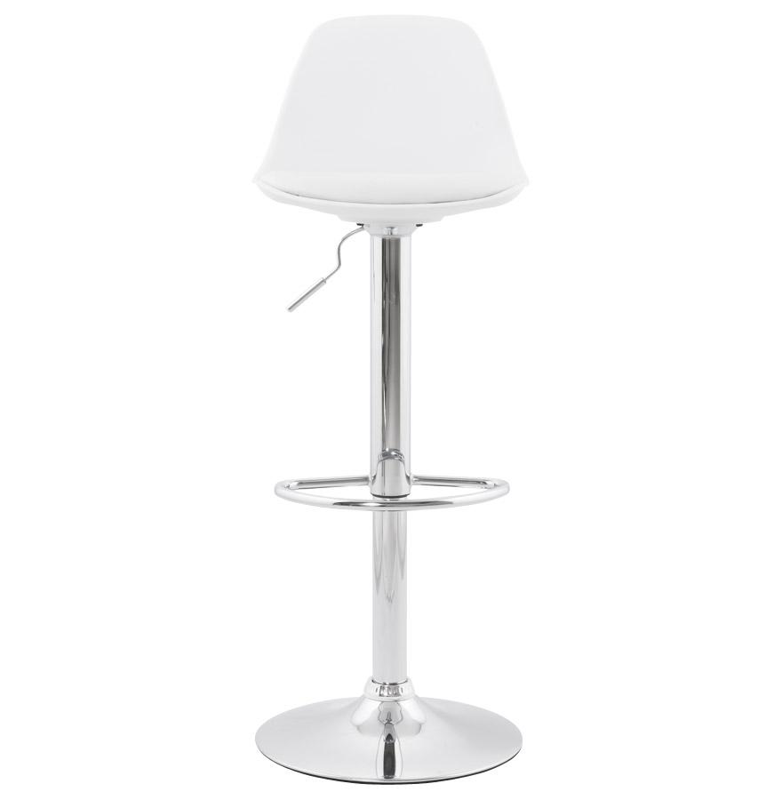 Modern bár szék Landon fehér