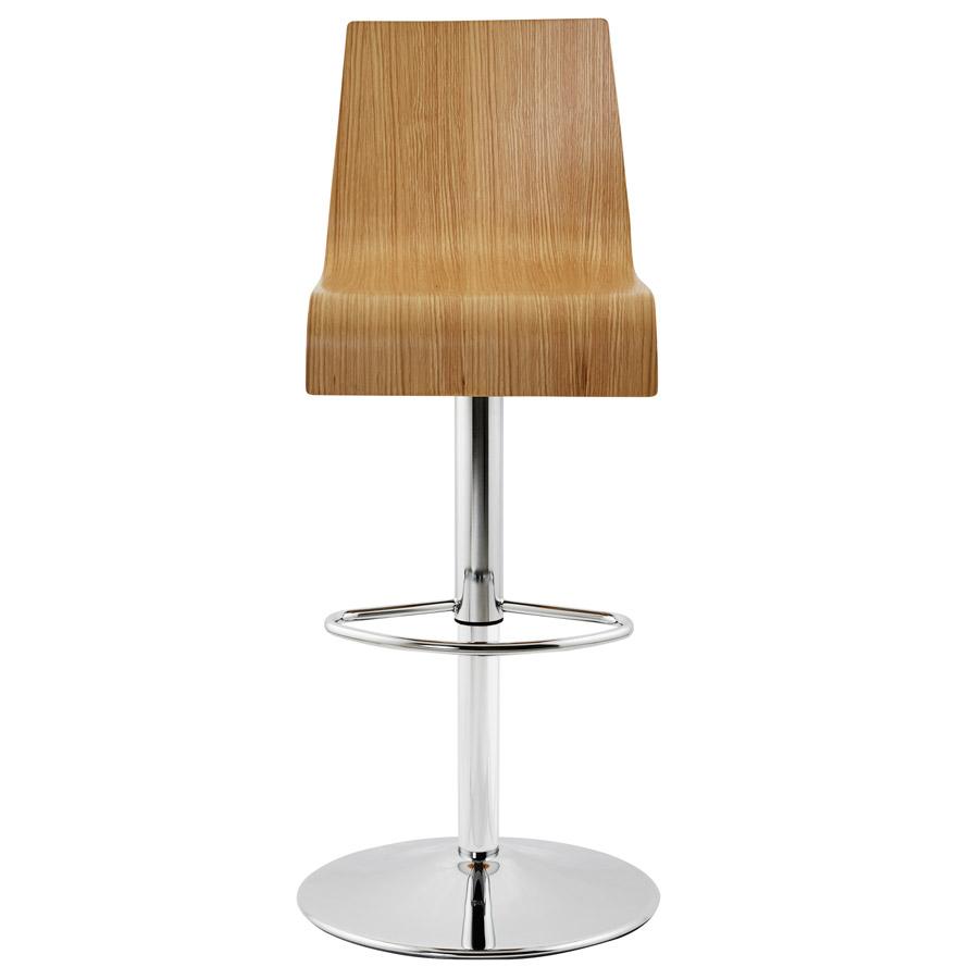 Modern bár szék Cameron fa