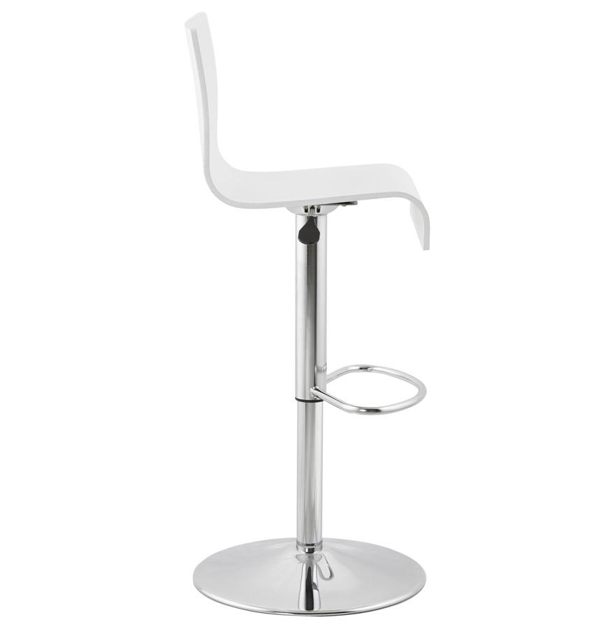 Modern bár szék Cameron fehér