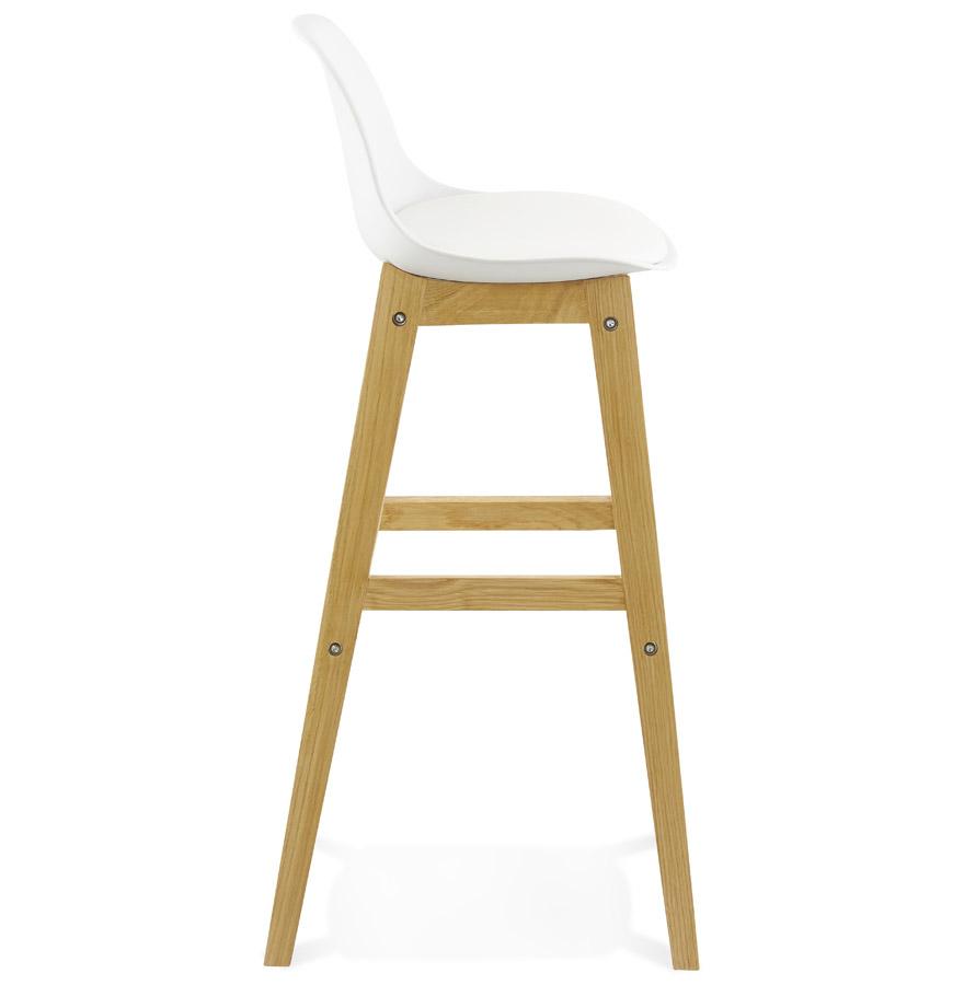 Modern bár szék Evan fehér