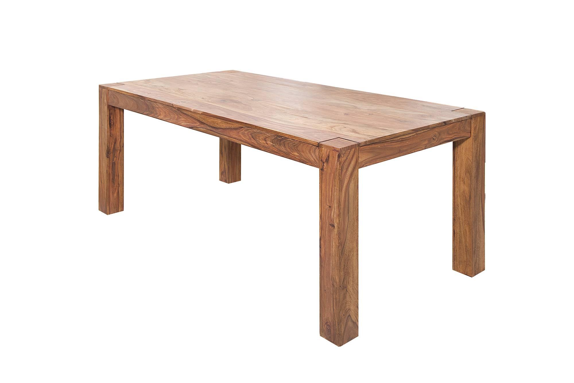 Étkezőasztal masszív Timber 160 cm