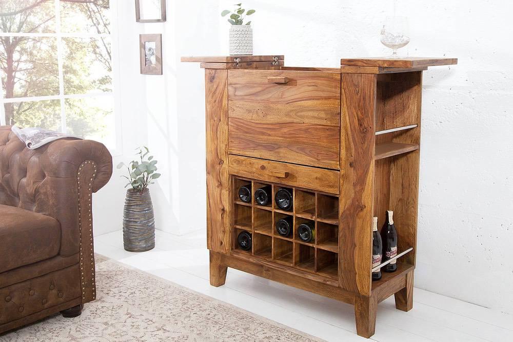 Luxus bárpult Timber