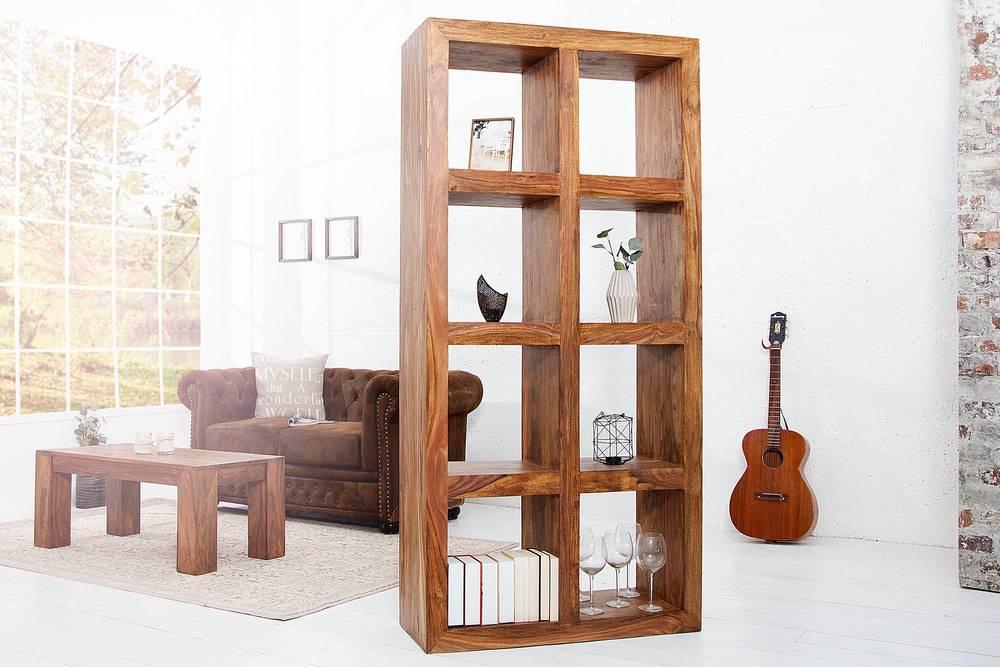 Luxus polcos szekrény Timber 180 cm