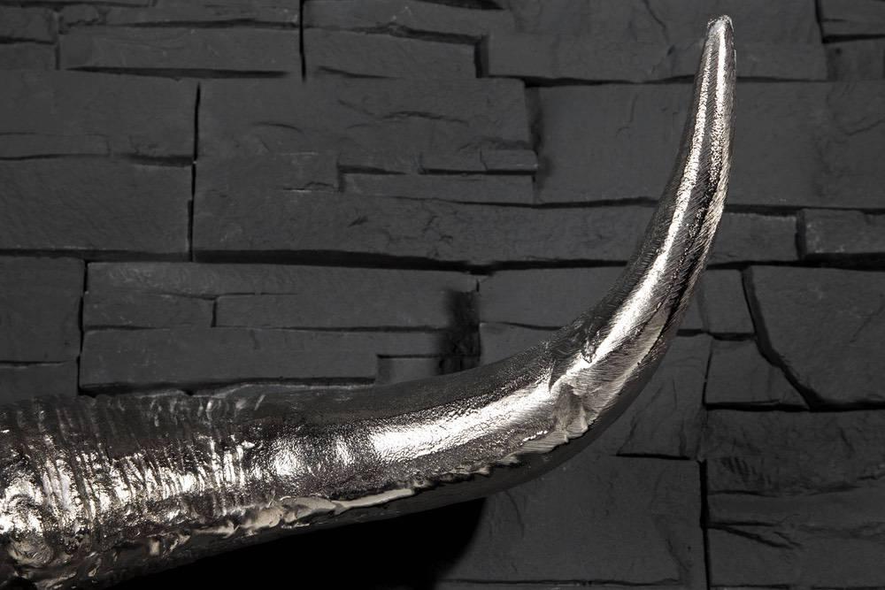 Faldekoráció Randal  ezüst