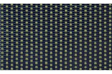 Irodai szék Wanda II - oliva színű háló fekete alappal