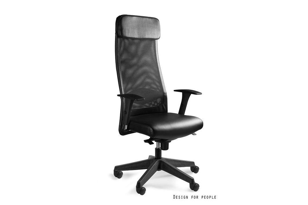 Irodai szék Alarice Soft bőr