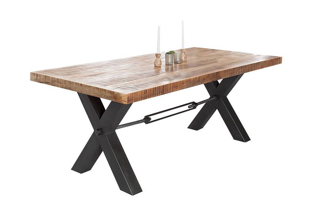 Luxus étkezőasztal Palace Mango 240 cm