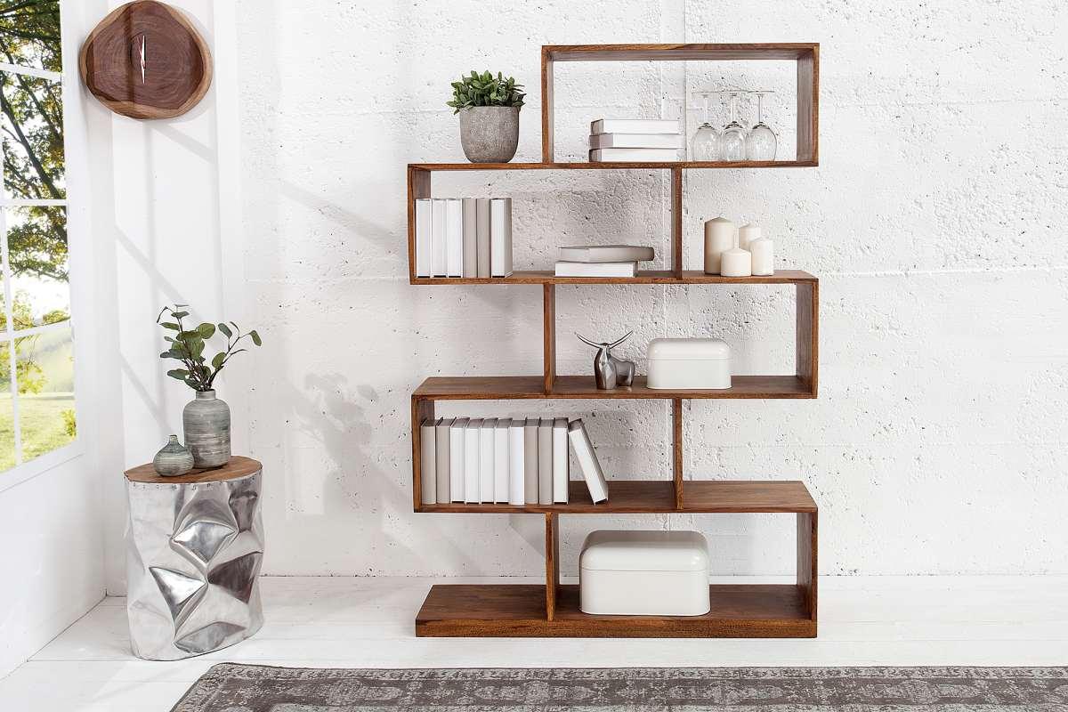 Luxus polcos szekrény Timber 150 cm XL