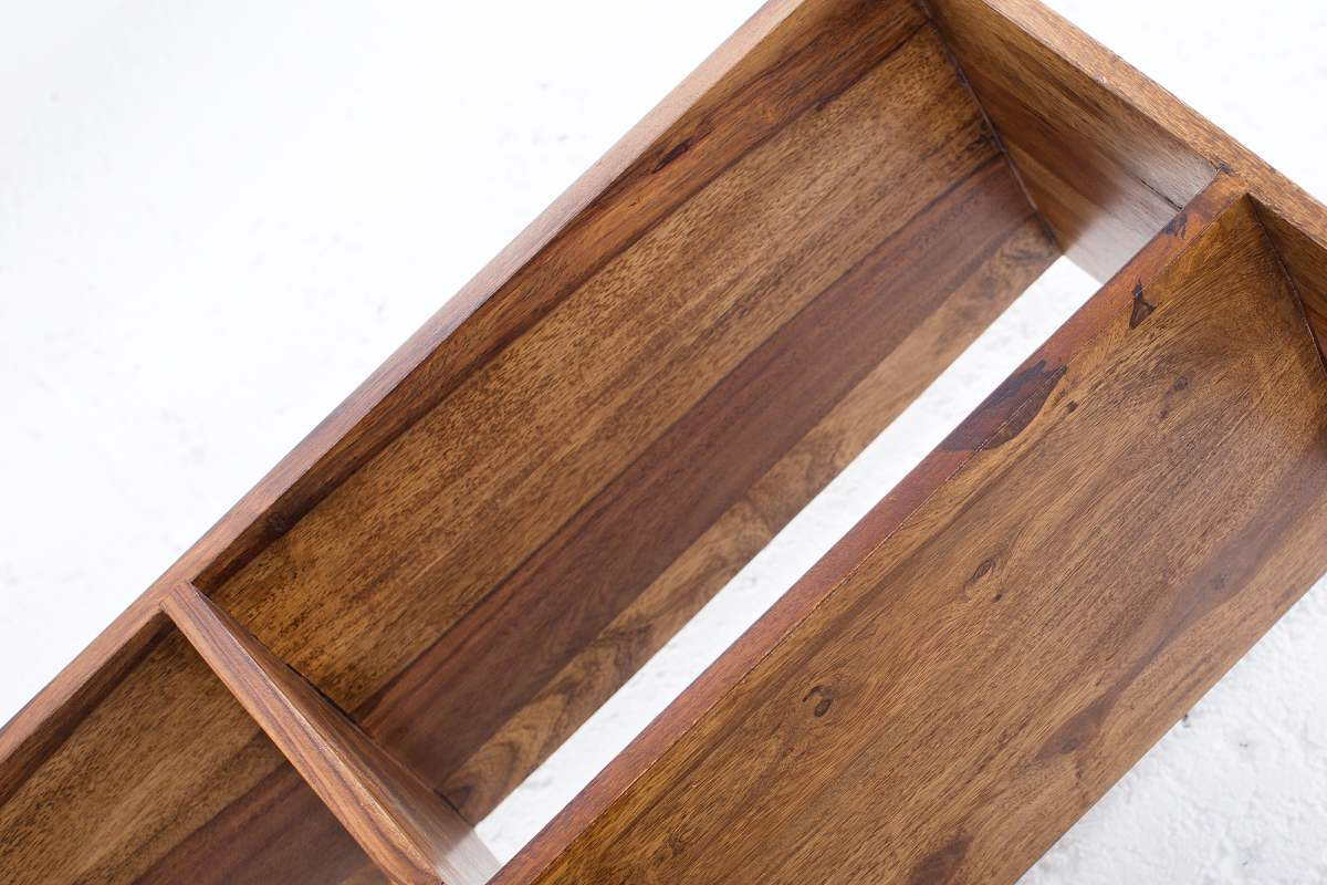 Luxus polcos szekrény Timber II 180 cm