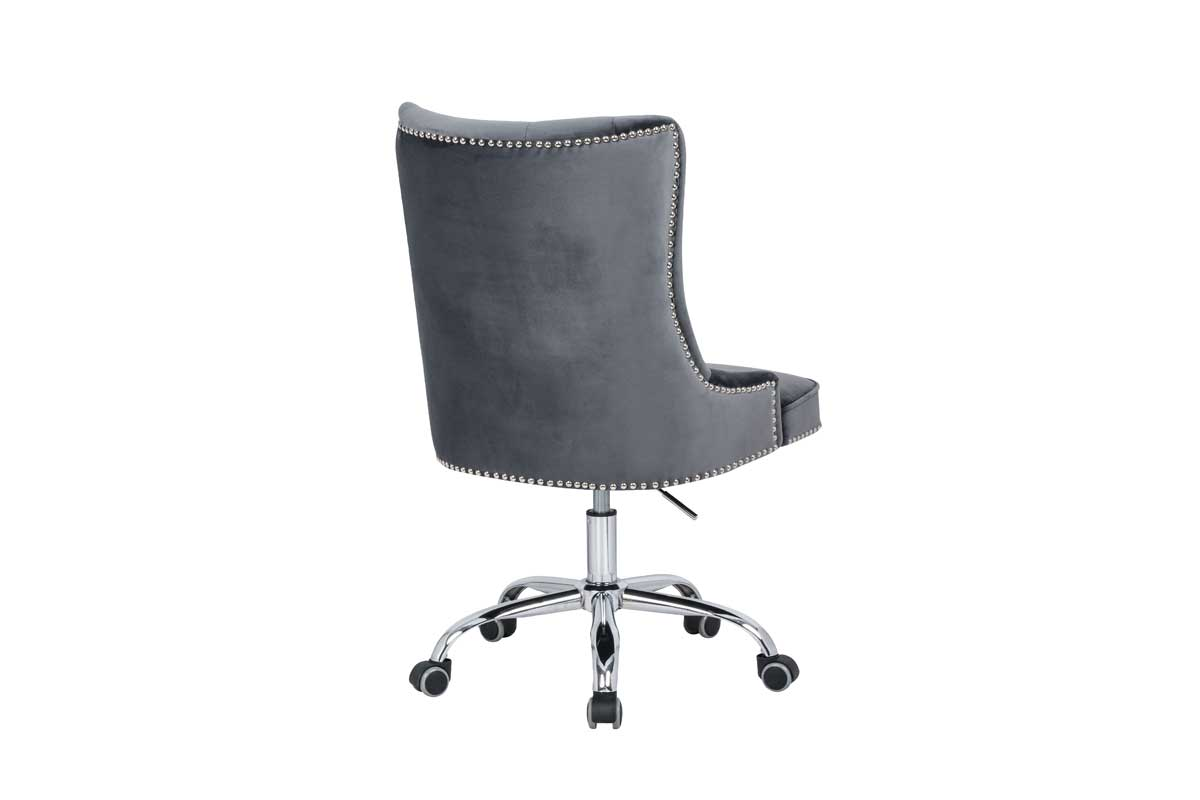 Irodai szék Jett szürkés-ezüst