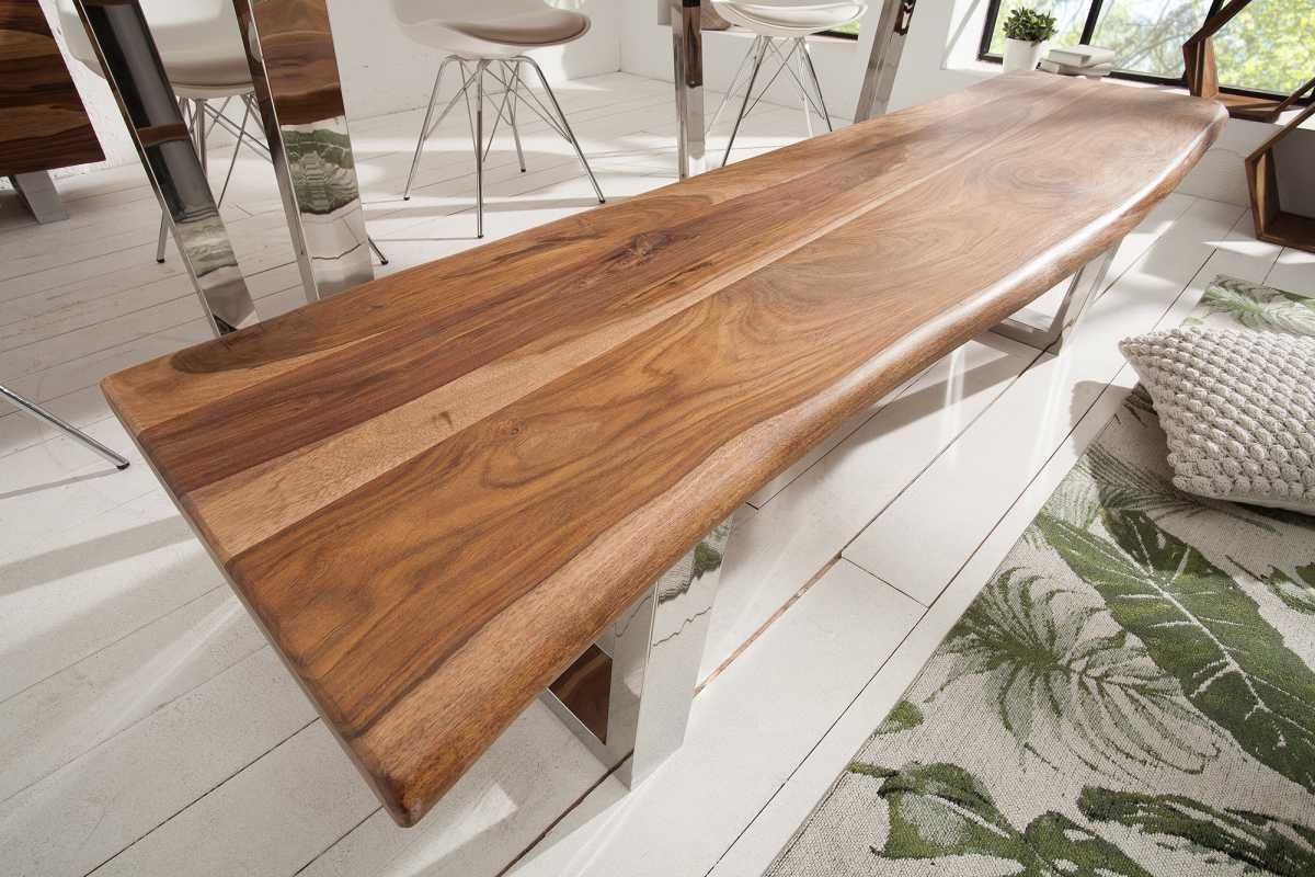 Luxus ülőpad Massive S 180 cm sheesham