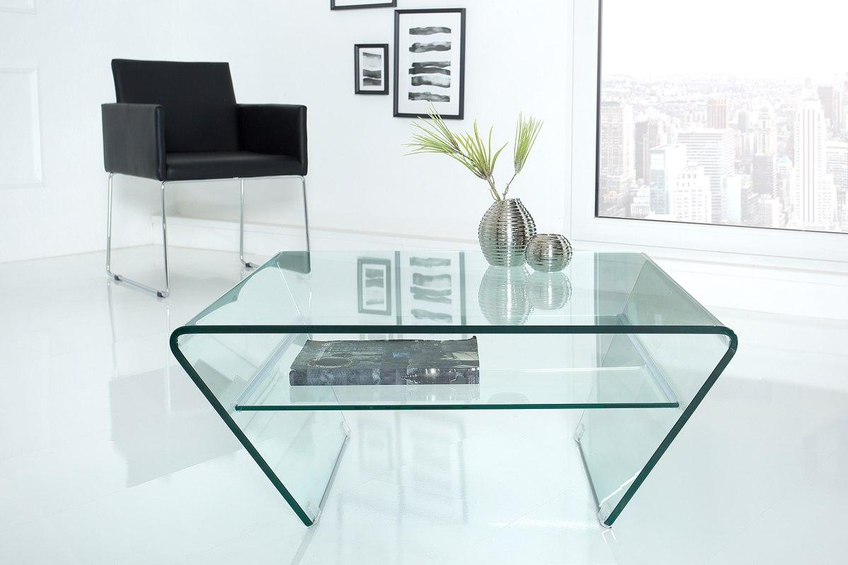 Stílusos dohányzóasztal Phantom II, 70 cm