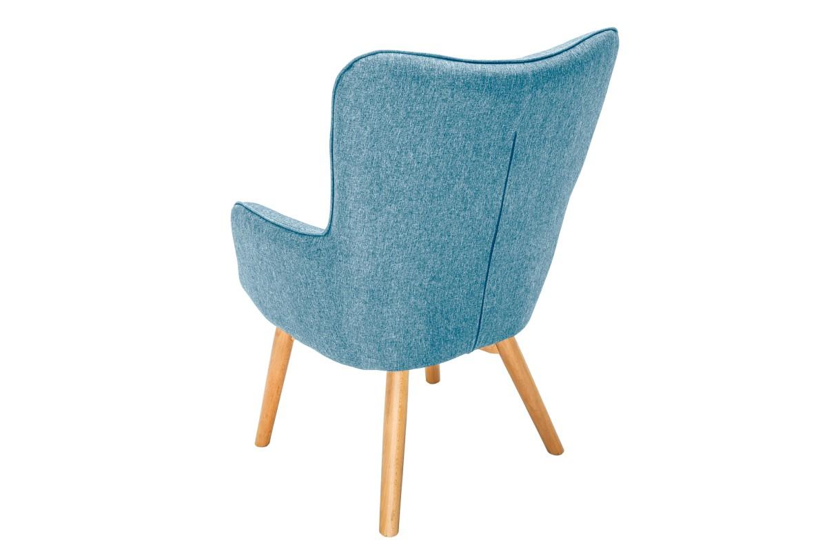 Stílusos fotel Sweden, kék