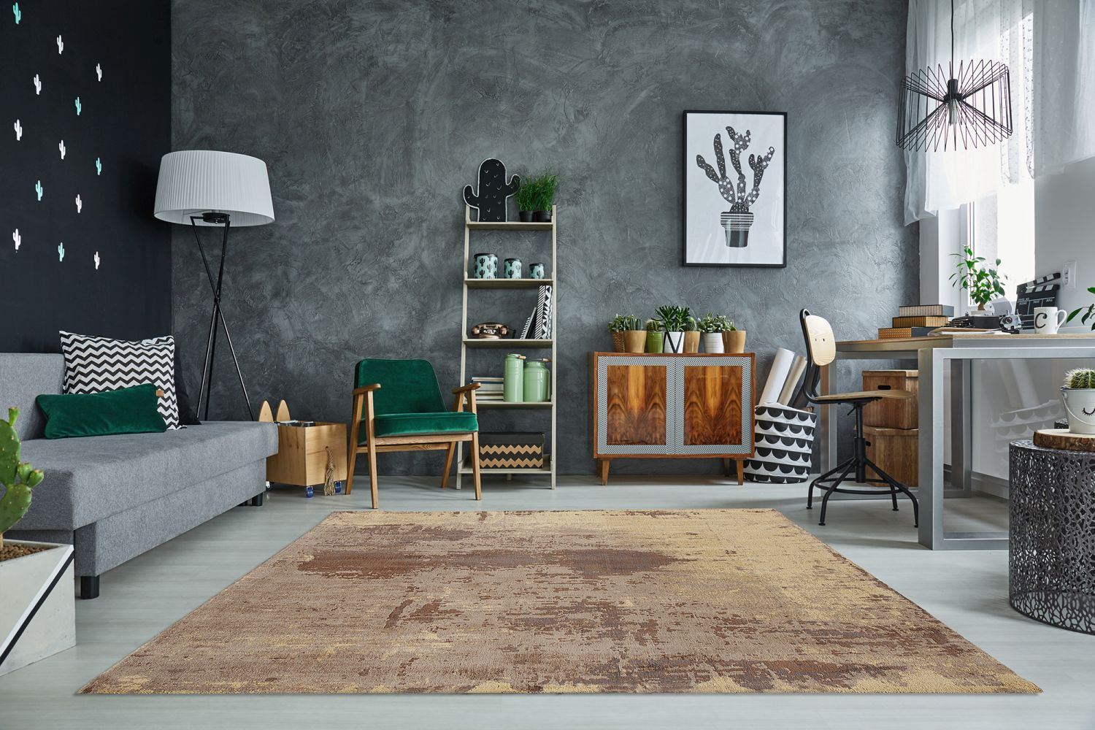 Stílusos szőnyeg Batik 240x160 cm / homok színű - raktáron SK-RP