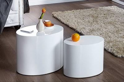 Asztal szett Class White