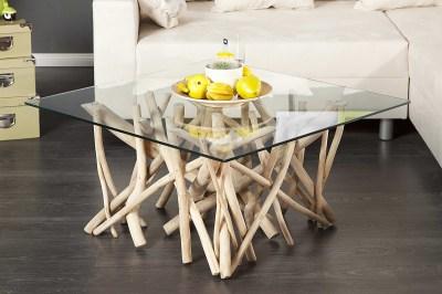 Luxus dohányzóasztal Twig II