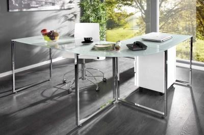 Íróasztal Atelier fehér