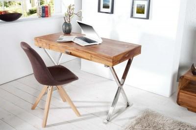 Luxus, masszív íróasztal Goodwill