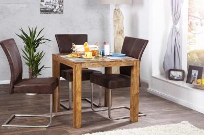 Luxus étkezőasztal masszív 70 cm Las Palmas