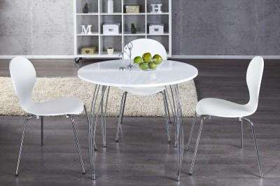Stílusos étkezőasztal Circult 90 cm