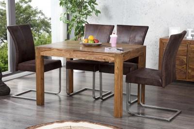 Luxus étkezőasztal masszív 120 cm Las Palmas