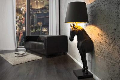 Luxus állólámpa Dark Pony