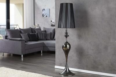 Állólámpa LUCY fekete 160 cm
