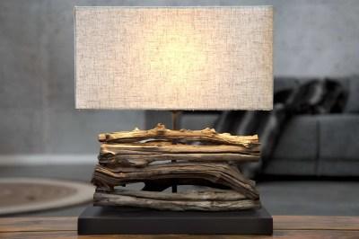 Asztali lámpa FERRE bézs