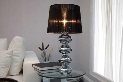 Asztali lámpa Milly fekete