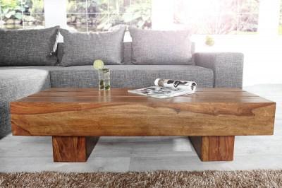 Luxus dohányzóasztal Timber Grand