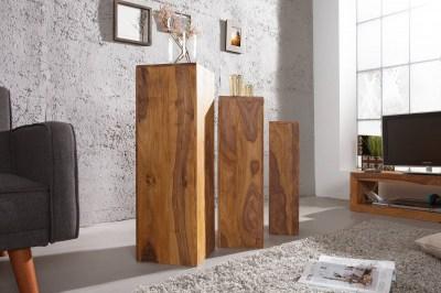 3 állványból álló szett Timber Honey