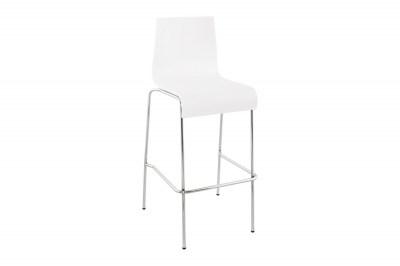 Modern bár szék Aiden fehér