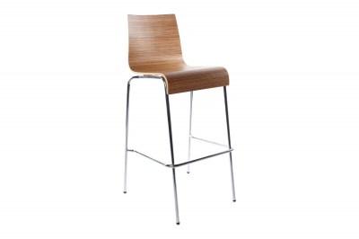 Modern bár szék Aiden zebrano