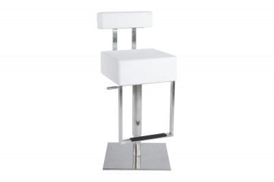 Modern bár szék James fehér