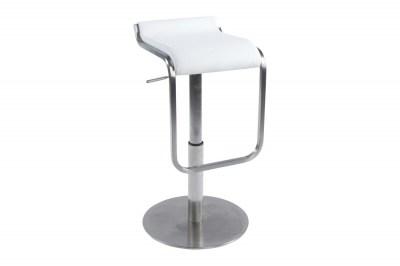 Modern bár szék Carter fehér