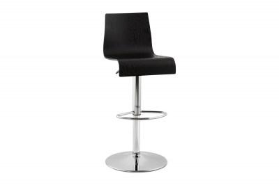 Modern bár szék Cameron fekete matt