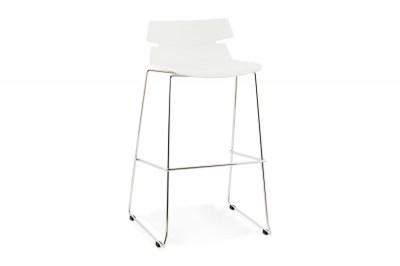 Modern bár szék Brayden fehér