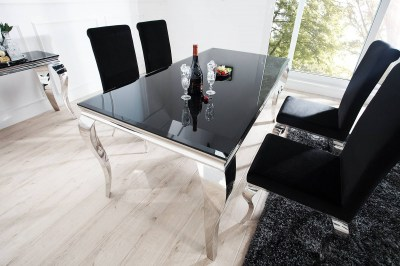 Stílusos étkezőasztal Rococo 180 cm