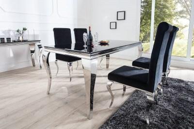 Stílusos étkezőasztal Rococo 200 cm