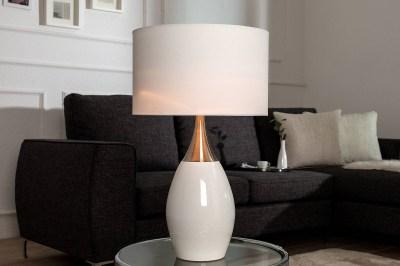 Asztali lámpa Aaria 60 cm fehér