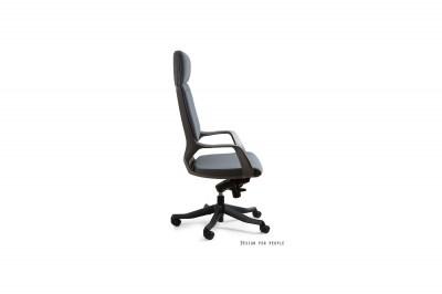 Kancelárska stolička Amanda čierna/sivá