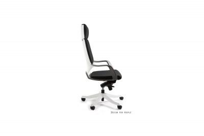 Irodai szék Amanda fehér/fekete