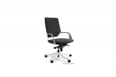 Irodai szék Amanda II fehér/fekete
