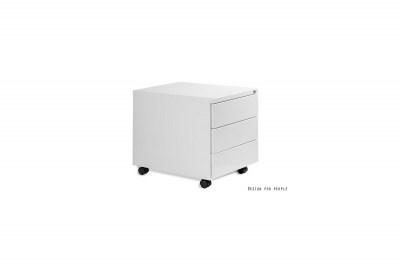 Stílusos szekrény Christtina fehér