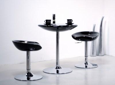 Dizajnový barový stôl Bambi