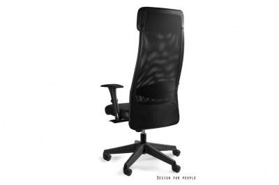 Kancelárska stolička Alarice Soft koža