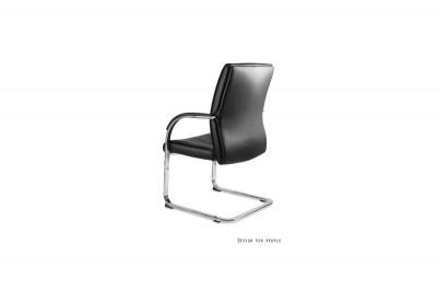 Kancelárska stolička Brandon eko koža  stabilná
